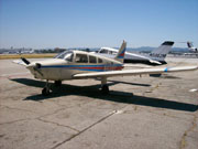 Airplane I learned to fly in, Piper Cherokee Warrior, P28-160