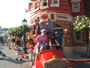 Toon Town Disneyland