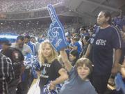 Dodgers Baseball game against Oakland Athletics
