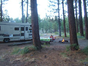 Idlewild Campground, Oregon