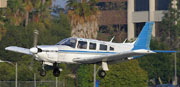Piper Lance that I got high performance time in, PA-32-300)