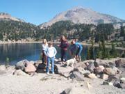 Lake Helen Glacial Lake