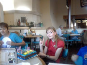 Michelle 16th birthday 2009