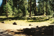 Mill Creek Campground, Warner Mountains