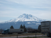 Mt Shasta April 2009 morning