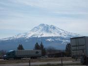 Mt Shasta April 2009 morning