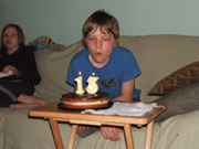 Timothys 13th Birthday