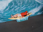 Timothy Surf board, Ocean World