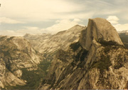 Yosemite, Glacier Point