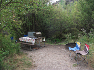 Campsite Great Basin