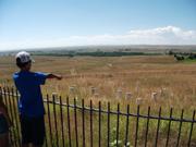 Custer Battlefield Markers 2014