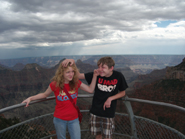 Timothy & Danielle North Rim Grand Canyon